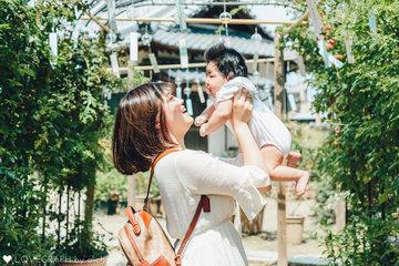 Kohaku×mama | 家族写真(ファミリーフォト)
