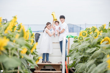 a family | 家族写真(ファミリーフォト)