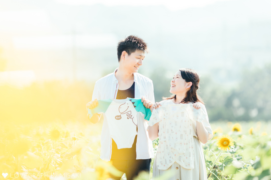 Ishikawa Family | 夫婦フォト