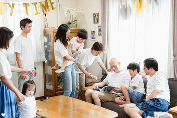 Kamai's family photo | 家族写真(ファミリーフォト)