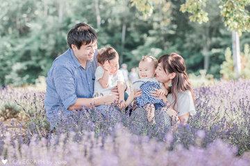 Ruka❤︎and Fun Family | 家族写真(ファミリーフォト)