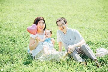 Hima♡100day | 家族写真(ファミリーフォト)