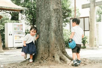 Hoshi Family | 家族写真(ファミリーフォト)