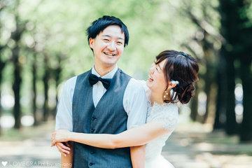 Y × R * Wedding | カップルフォト