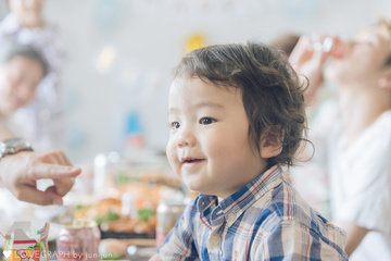 Taiga 1st Birthday | 家族写真(ファミリーフォト)