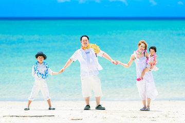 沖縄💖 | 家族写真(ファミリーフォト)