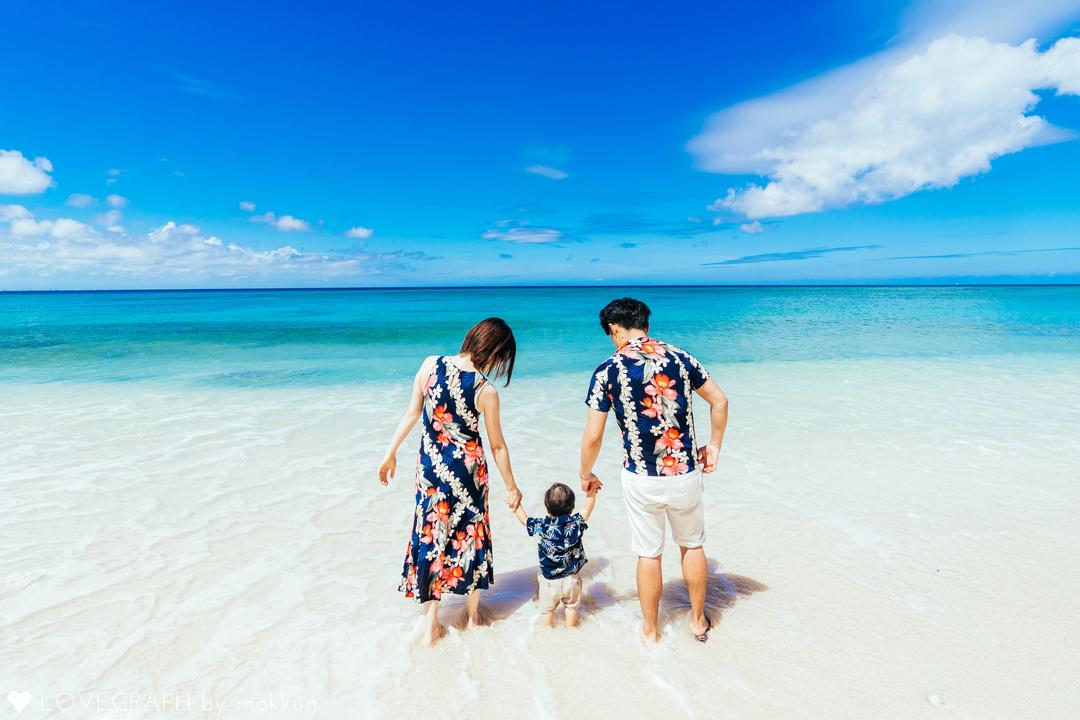 Yu Family   家族写真(ファミリーフォト)