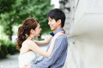 TETSU&IONA | 夫婦フォト