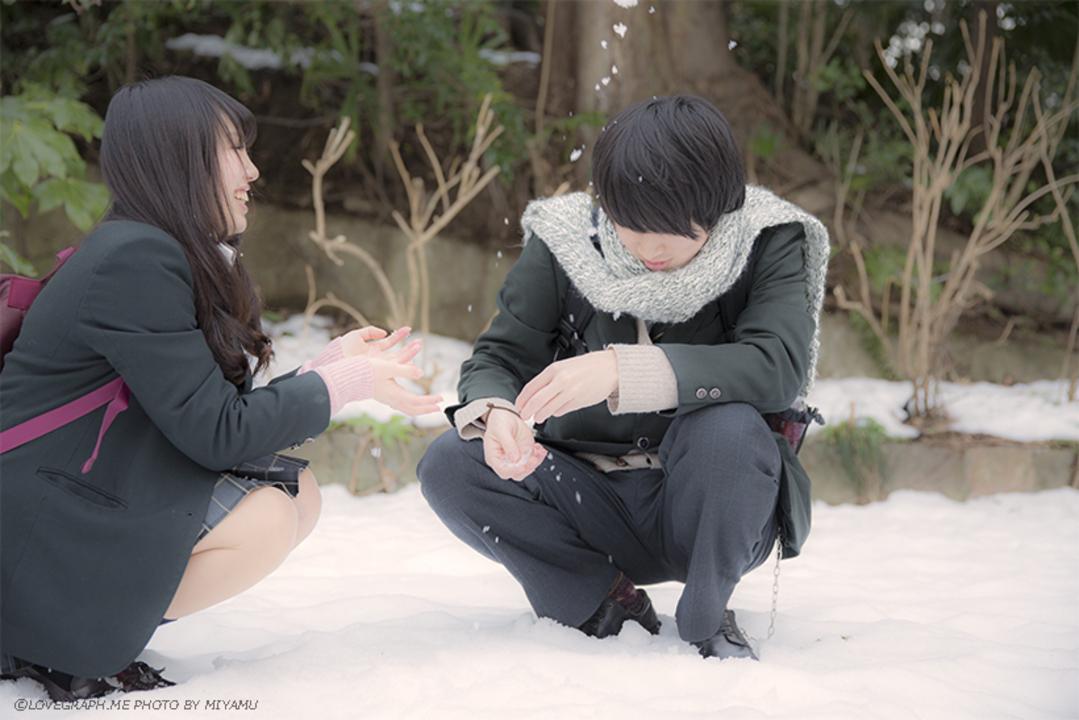 Mamoru ×  Yuna | カップルフォト