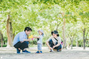 まひろの夏休み | 家族写真(ファミリーフォト)