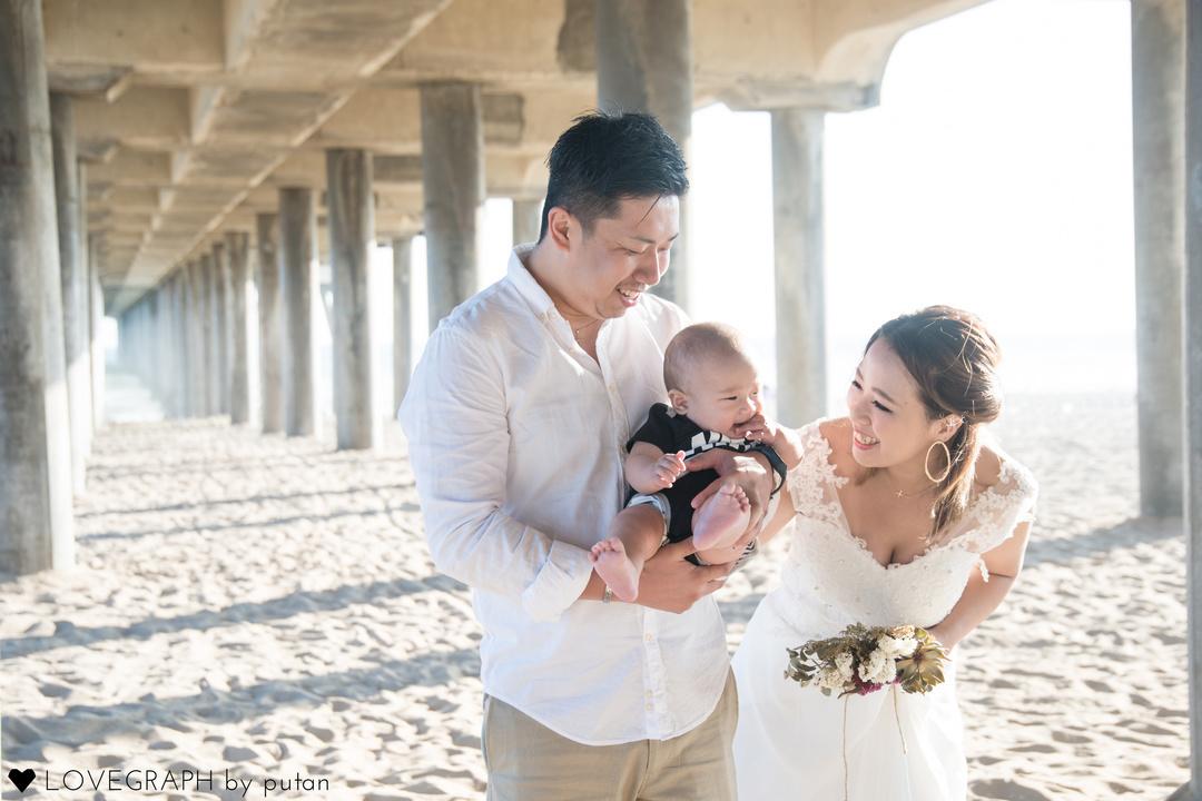 Morita Family | 夫婦フォト