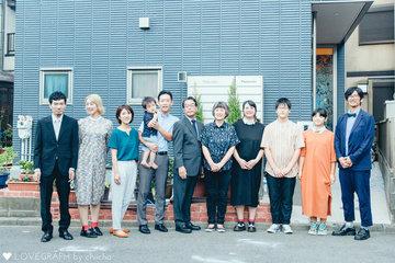Kazuaki Kiyoko Family | 家族写真(ファミリーフォト)
