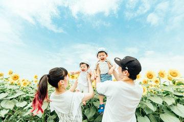 Nogawa Family | 家族写真(ファミリーフォト)