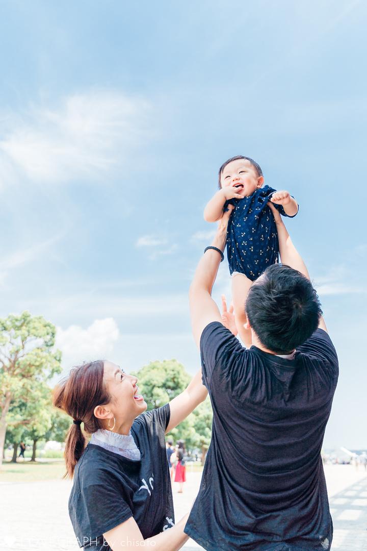 Memories with Yu. | 家族写真(ファミリーフォト)