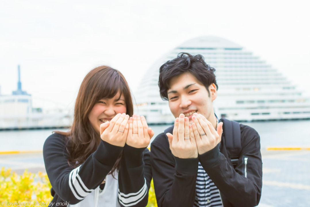 Takashi × Asuka | カップルフォト