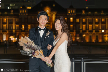 tatsuya&kei | 夫婦フォト