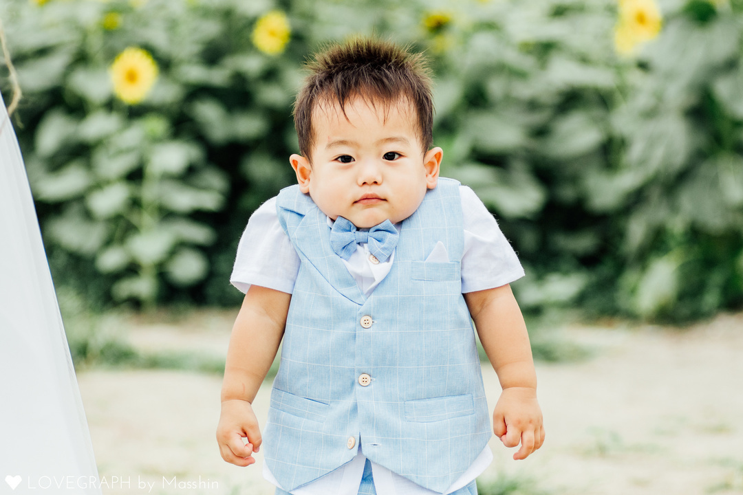 KOUKI×HINA×SOU | 家族写真(ファミリーフォト)