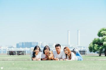 mai family | 家族写真(ファミリーフォト)