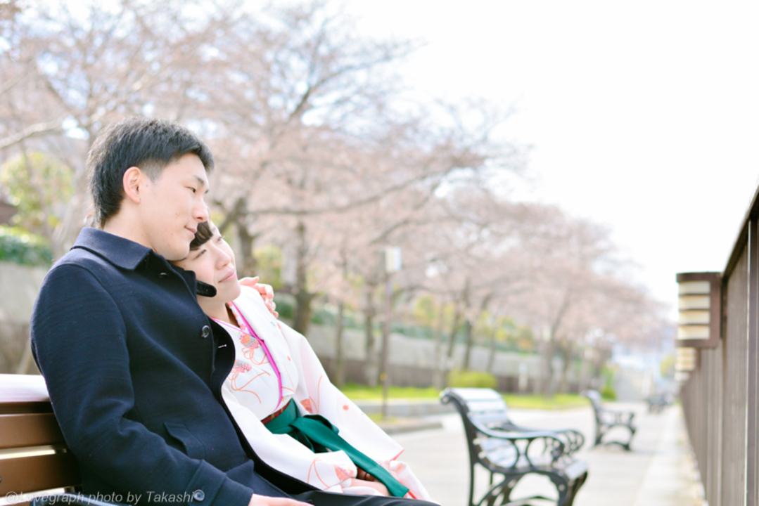 Tatsuya × Saki | カップルフォト