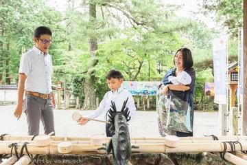 Kaisei Family | 家族写真(ファミリーフォト)