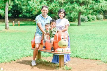 MAEDA Family | 家族写真(ファミリーフォト)