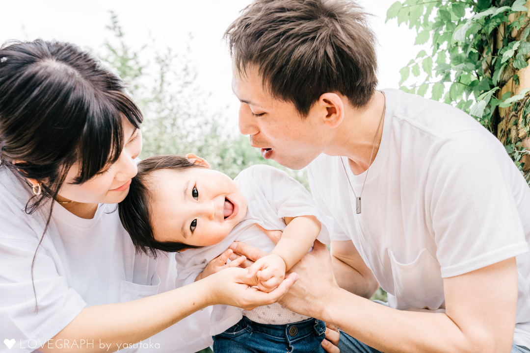 nodoka | 家族写真(ファミリーフォト)