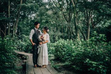 sunflower photo wedding   夫婦フォト