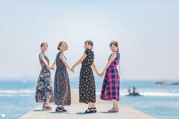 sakusima trip | フレンドフォト(友達)
