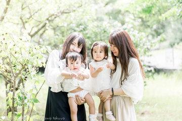 NAGISAHO | 家族写真(ファミリーフォト)