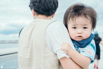 瑞來1st birthday | 家族写真(ファミリーフォト)