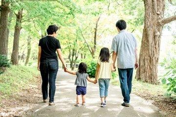 Fujimori Family | 家族写真(ファミリーフォト)