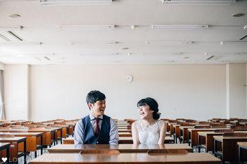Shigeki×Mizuki | 夫婦フォト