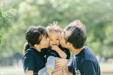 Haru Family | 家族写真(ファミリーフォト)