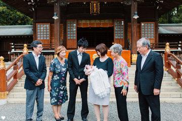 FUTABA Shrine visit | 家族写真(ファミリーフォト)