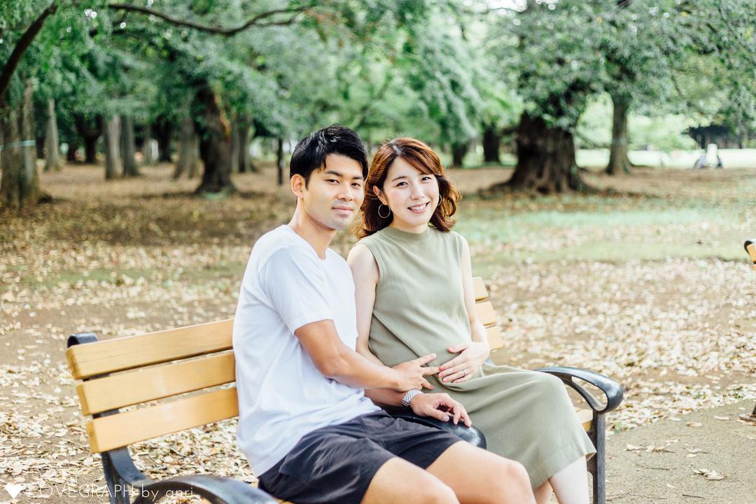 Yusuke×Minami   家族写真(ファミリーフォト)