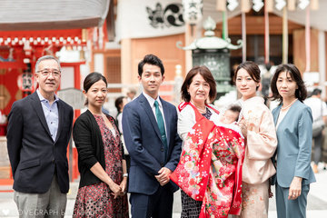 Satoru×Sachi | 家族写真(ファミリーフォト)