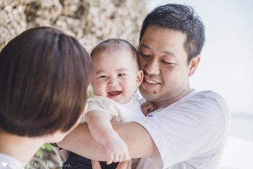 沖縄旅行 | 家族写真(ファミリーフォト)