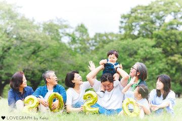R's Family  | 家族写真(ファミリーフォト)