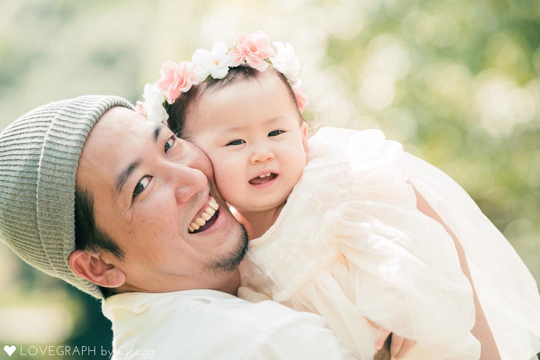 Fumi 1st Birthday | 家族写真(ファミリーフォト)