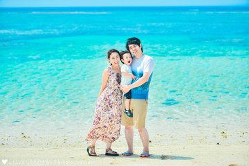 Our First Okinawa trip | 家族写真(ファミリーフォト)