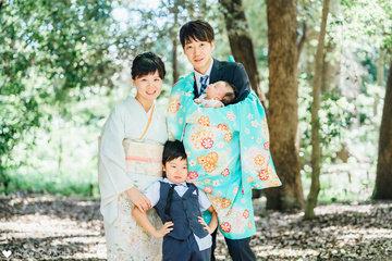 Sakura | 家族写真(ファミリーフォト)