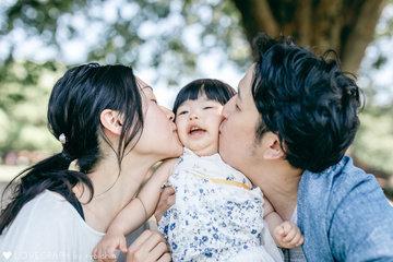 Ema 1st Birthday | 家族写真(ファミリーフォト)