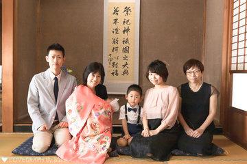 RIN★お宮参り | 家族写真(ファミリーフォト)