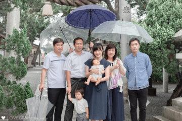 Yuzu Omiyamairi  | 家族写真(ファミリーフォト)