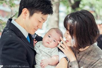 uchino family | 家族写真(ファミリーフォト)