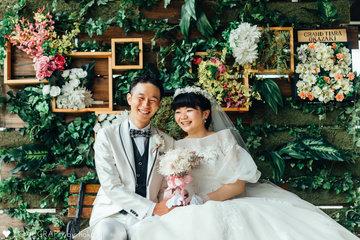 Yoshiki×Rina | 夫婦フォト