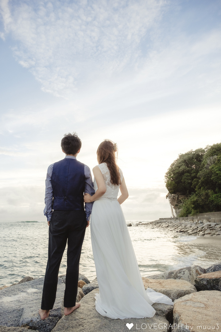 Yasuhiro×Ayaka | 夫婦フォト