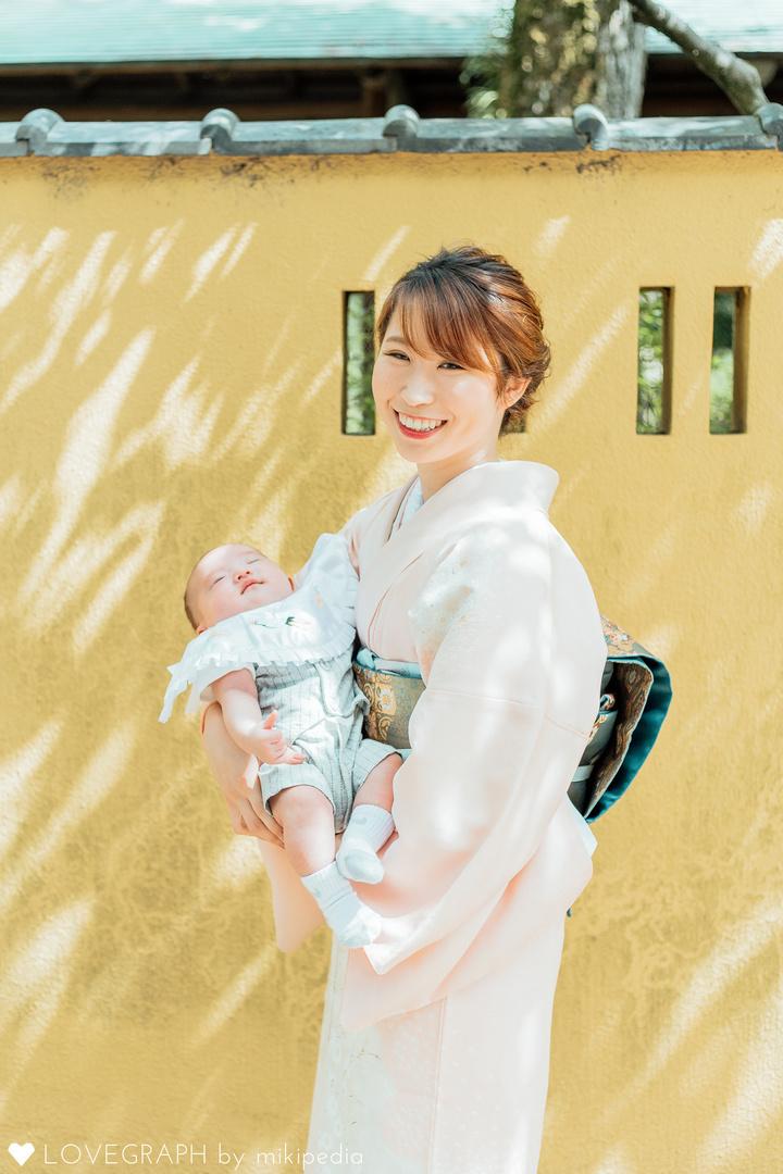 Fukai Family | 家族写真(ファミリーフォト)