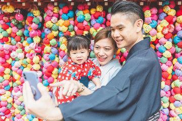 Lae's family | 家族写真(ファミリーフォト)