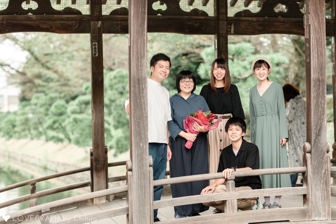 Aiba Family | 家族写真(ファミリーフォト)